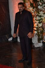 Sanjay Dutt at Bipasha Basu and Karan Singh Grover