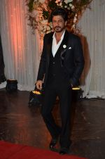 Shahrukh Khan at Bipasha Basu and Karan Singh Grover