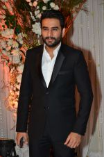 Shekhar Ravjiani at Bipasha Basu and Karan Singh Grover