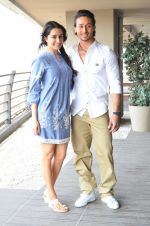 Shraddha Kapoor and Tiger Shroff photo shoot for Baaghi promotions