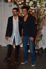 Sunil Grover at Bipasha Basu and Karan Singh Grover