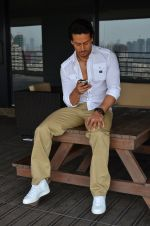 Tiger Shroff photo shoot for Baaghi promotions