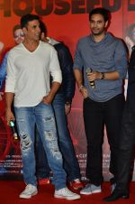 Akshay Kumar at the Launch of the song Taang Uthake from the film Housefull 3 on 6th May 2016