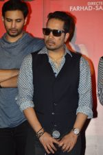 Mika Singh at the Launch of the song Taang Uthake from the film Housefull 3 on 6th May 2016