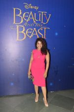 RJ Malishka at Beauty and Beast screening on 6th April 2016 (36)_572e1b705dac2.JPG