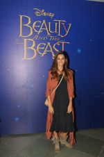 Shibani Dandekar at Beauty and Beast screening on 6th April 2016 (8)_572e1be614310.JPG