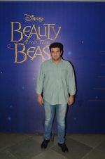 Siddharth Roy Kapur at Beauty and Beast screening on 6th April 2016
