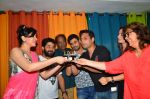 Sonal Sehgal for a new movie on 6th May 2016