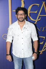 Arshad Warsi, Maria Goretti at Beauty and the Beast screening on 7th May 2016