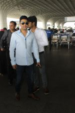Bhushan Kumar snapped at airport on 7th April 2016