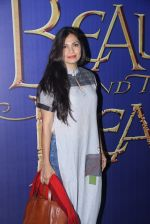 Maria Goretti at Beauty and the Beast screening on 7th May 2016