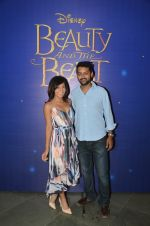 at Beauty and the Beast screening on 7th May 2016