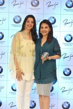 pooja chaudhry and poonam soni at Poonam Soni_s BMW car launch on 7th May 2016_572f404643cd2.JPG