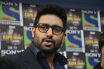 Abhishek Bachchan at Housefull 3 on the sets of The Kapil Sharma show on 9th May 2016