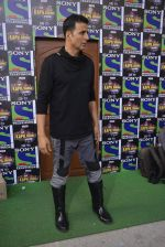 Akshay Kumar at Housefull 3 on the sets of The Kapil Sharma show on 9th May 2016