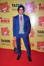 Gautam Rode at Tassel show on 8th May 2016
