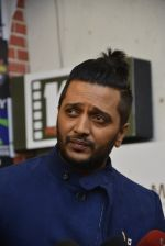 Riteish Deshmukh at Housefull 3 on the sets of The Kapil Sharma show on 9th May 2016