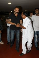 Sanjay Dutt snapped at airport on 8th May 2016