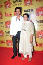 Sunil Grover at Tassel show on 8th May 2016 (112)_573186ddb0bb2.JPG