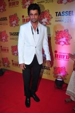 Sunil Grover at Tassel show on 8th May 2016