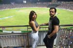 christina bharwani with emran hashmi at Azhar promotions in association with Gourmet Renaissance at IPL match in Pune on 9th May 2016 (3)_57320d4c2bd9b.JPG