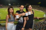 christina bharwani, emran hashmi and nargis fakhri at Azhar promotions in association with Gourmet Renaissance at IPL match in Pune on 9th May 2016 (2)_57320d4f5f2a4.JPG