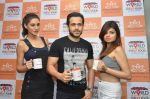 christina bharwani, emran hashmi and nargis fakhri at Azhar promotions in association with Gourmet Renaissance at IPL match in Pune on 9th May 2016