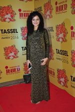 palak muchhal at Tassel show on 8th May 2016