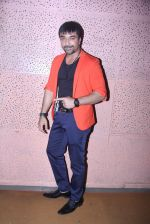 Ajaz Khan at JD Fashion Institute annual show on 10th May 2016