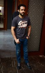 Emraan Hashmi at Azhar press meet in Delhi on 10th May 2016