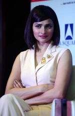 Prachi Desai at Azhar press meet in Delhi on 10th May 2016