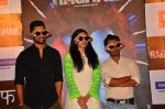 Vicky Kaushal, Sobhita Dhulipala, Nawazuddin Siddiqui at the Trailer launch of Raman Raghav 2.0 in Mumbai on 10th May 2016