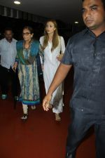 Sushila Charak, Lulia Vantur snapped at airport on 11th May 2016 (56)_57342d9454352.JPG