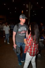 Preity zinta with husband snapped in Mumbai on 12th May 2016 (2)_5735a73b52bc9.JPG