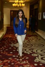 Raveena Tandon snapped during the shoot of her upcoming film Matrthe Mother in Delhi on 12th May 2016 (25)_5735a78a0a468.JPG