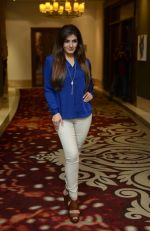 Raveena Tandon snapped during the shoot of her upcoming film Matrthe Mother in Delhi on 12th May 2016 (27)_5735a78eafafd.JPG