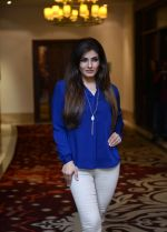 Raveena Tandon snapped during the shoot of her upcoming film Matrthe Mother in Delhi on 12th May 2016 (28)_5735a79114965.JPG