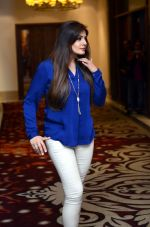 Raveena Tandon snapped during the shoot of her upcoming film Matrthe Mother in Delhi on 12th May 2016 (30)_5735a7971961c.JPG
