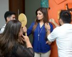 Raveena Tandon snapped during the shoot of her upcoming film Matrthe Mother in Delhi on 12th May 2016 (31)_5735a799b9298.jpg