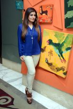 Raveena Tandon snapped during the shoot of her upcoming film Matrthe Mother in Delhi on 12th May 2016 (32)_5735a79d3316a.JPG