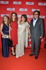 Sanjay Khan, Suzanne Khan, Zarine Khan at Hello Magazine_s Coffe Table Book - Iconic Jewels Of India on 12th May 2016  (6)_57358afb9bf46.JPG