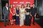 Sanjay Khan, Suzanne Khan, Zarine Khan, Farah Ali Khan, Aqeel at Hello Magazine_s Coffe Table Book - Iconic Jewels Of India on 12th May 2016 (23)_57358afce226f.JPG