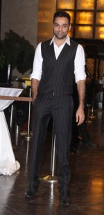Abhay Deol at Preity Zinta Wedding Reception in Mumbai on 13th May 2016