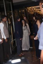 Alvira Khan at Preity Zinta Wedding Reception in Mumbai on 13th May 2016
