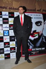 Arunoday Singh at Buddha in traffic premiere on 12th May 2016 (7)_5736cc5988ec7.JPG
