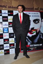 Arunoday Singh at Buddha in traffic premiere on 12th May 2016