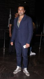 Bobby Deol at Preity Zinta Wedding Reception in Mumbai on 13th May 2016