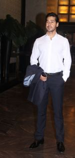 Dino Morea at Preity Zinta Wedding Reception in Mumbai on 13th May 2016