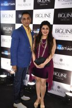 Samir Srivastav and Archana Kochhar at JCB show in Mumbai on 12th May 2016
