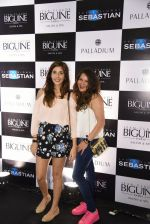 Simone Khambatta and Ahana Mulla at JCB show in Mumbai on 12th May 2016